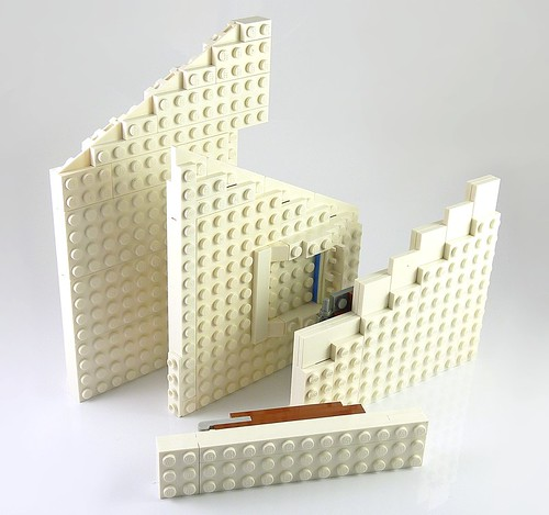 LEGO 10229 Winter Village Cottage b12
