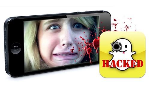 Snapchat Data Gets Hacked
