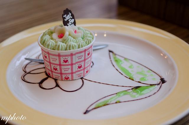 綠海咖啡 蛋糕