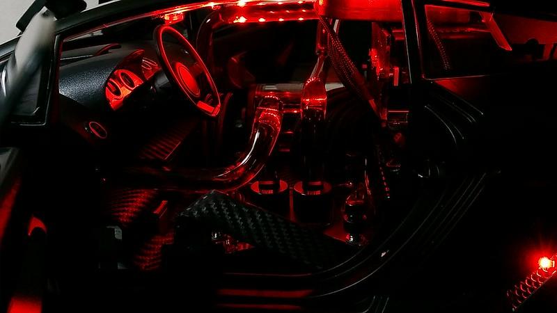 Build Log Lambo Car Pc Lamborghini Rog Edition
