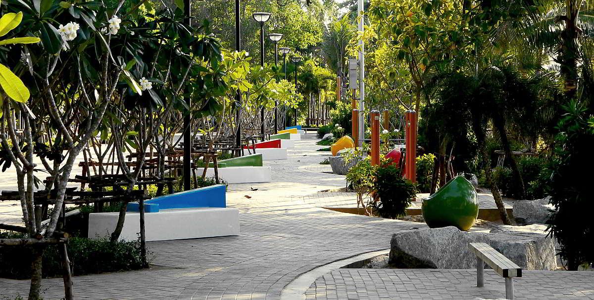 Krating lai beach - pattaya thailand