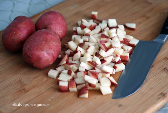 Loaded Red Potato Soup 1
