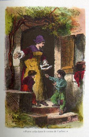 L'Auberge de l'Ange gardien by, Comtesse de SEGUR