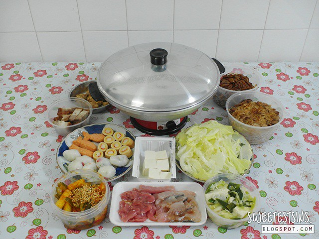 chinese new year eve reunion dinner 2014