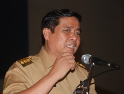 Gubernur Jambi Rombak Jajaran Kabinetnya