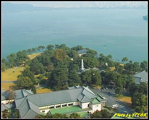 杭州 西湖 (其他景點) - 341 (從西湖十景之 雷峰塔上鳥瞰西湖)