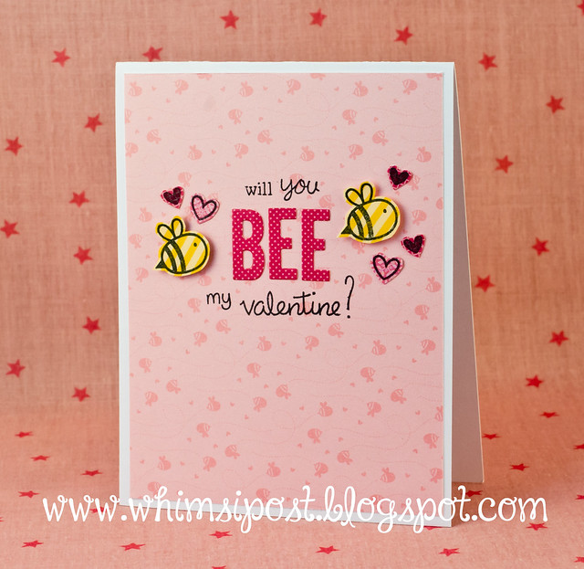 Bee my Valentine!
