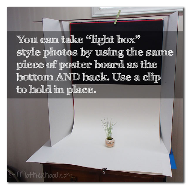 light box photo