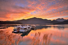 日月潭 Sun Moom Lake