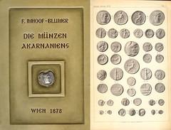 1878 Die Münzen Akarnaniens
