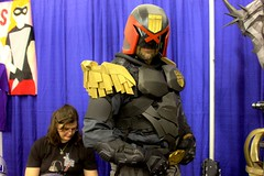 dredd cosplay