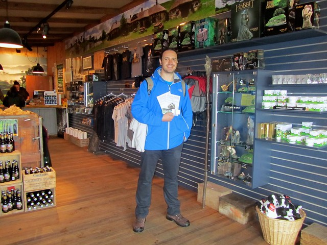 Hobbiton Shop
