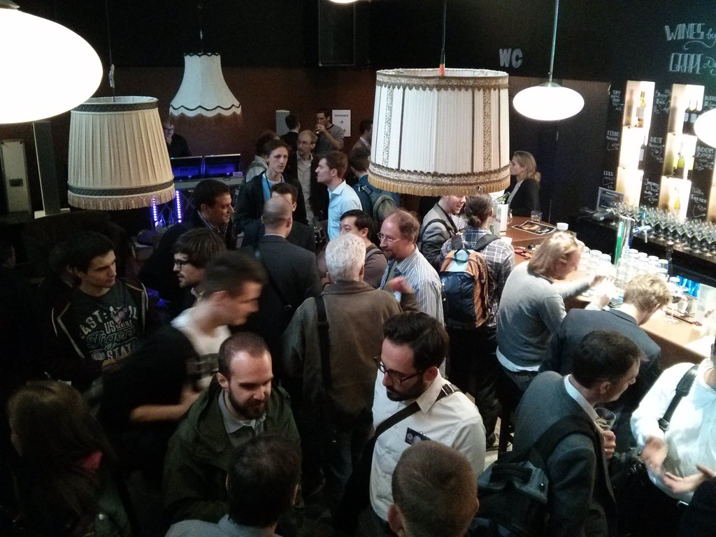 Bitcoin 2013, Amsterdam