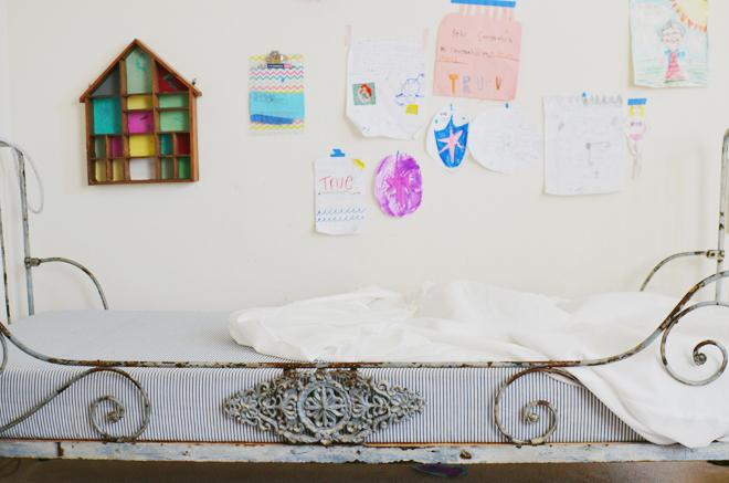 true's bed