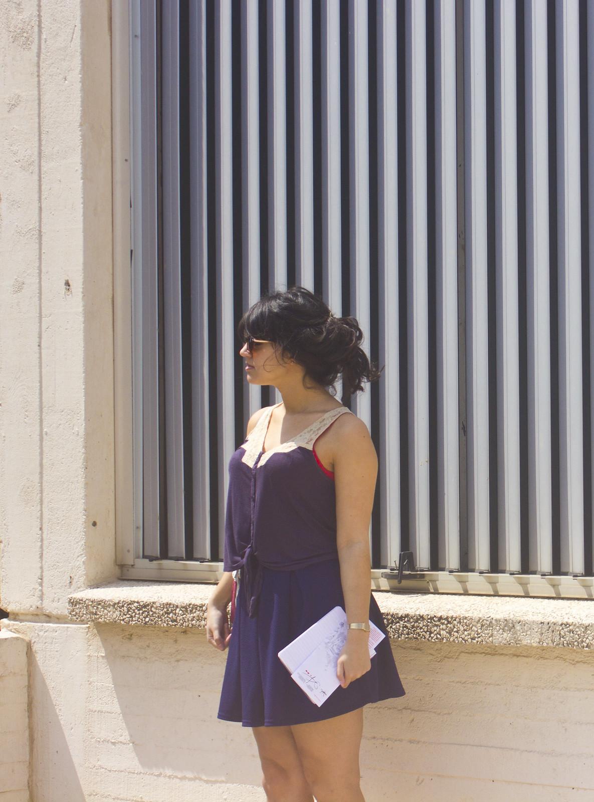 What I Wore Fundacio Joan Miro