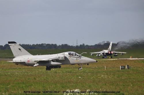 Italian Air Force Tornado &AMX 51-41 tornado brenner