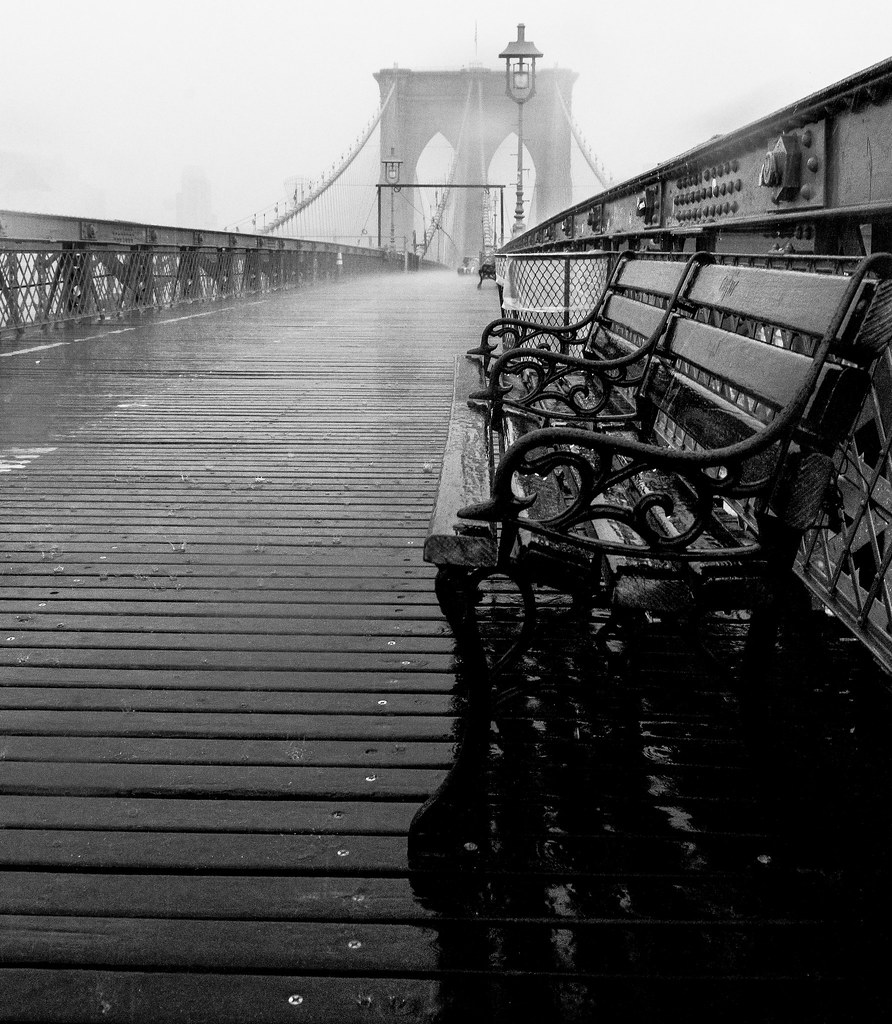 Storm on the Bridge