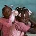 School Girls- Haiti by Mary Ann Teschan