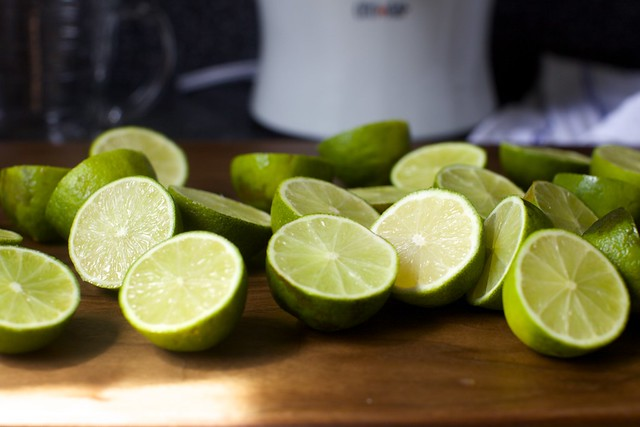 limes saved from fridge extinction