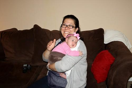 Rachel Meets Miri 2014