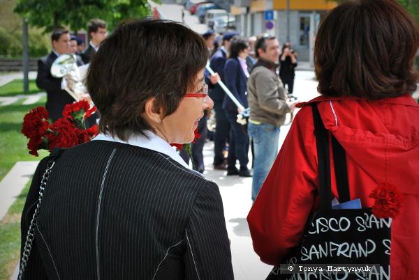 4 - 25 апреля - день революции в Каштелу Бранку - Португалия