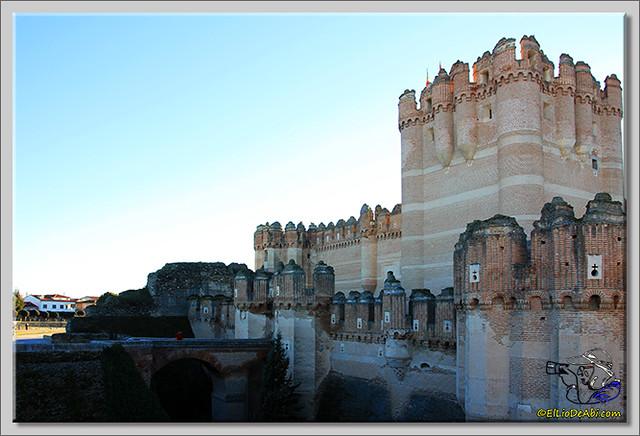 Castillo de Coca (Segovia) (15)