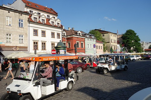 Kazimierz 地区