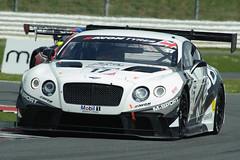 British GT Silverstone 500, 2014