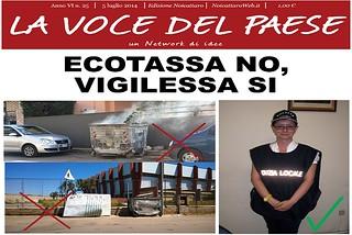 Noicattaro. Prima pagina n. 26-2014 front