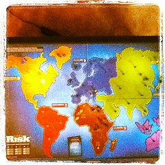 Getting closer to world domination #risk