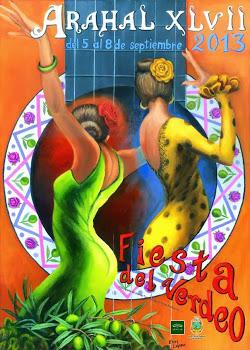 """AionSur 14417373523_857c595cec_o_d Festejos no convoca concurso Cartel Fiesta del Verdeo 2014 por """"irregularidades"""" en el primer premio de 2013 Cultura Feria del Verdeo Cartel plagiado"""