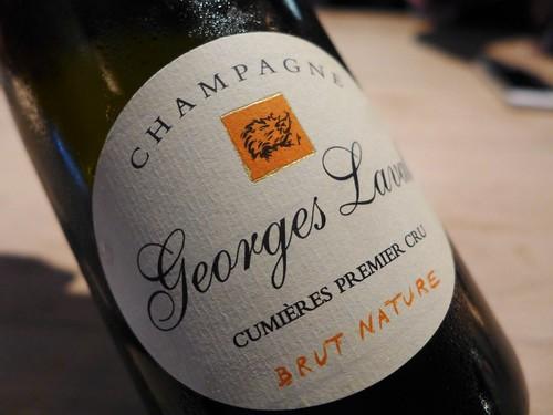 Kadeau Copenhagen Champagne Laval