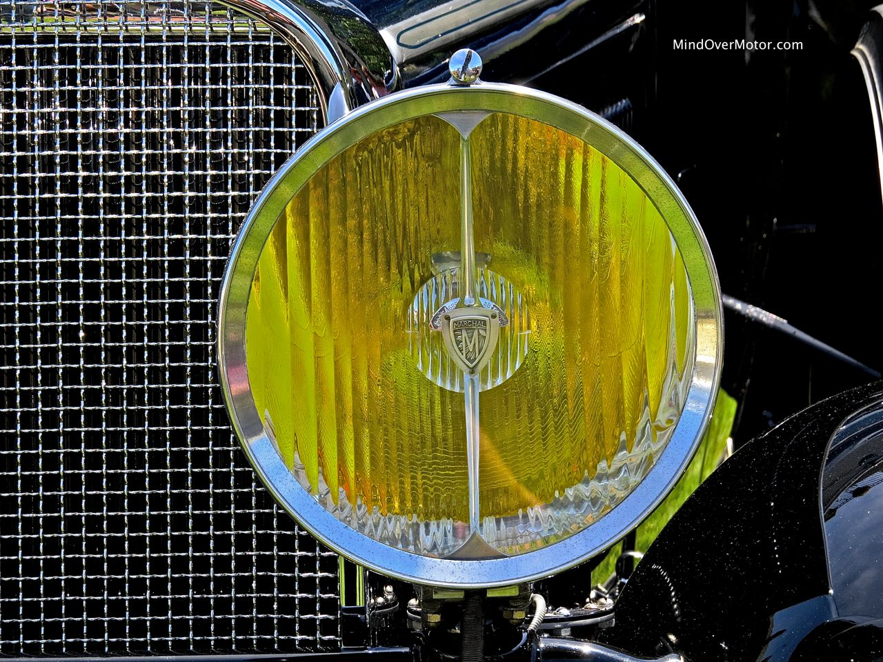 Rothschild Cadillac Headlight
