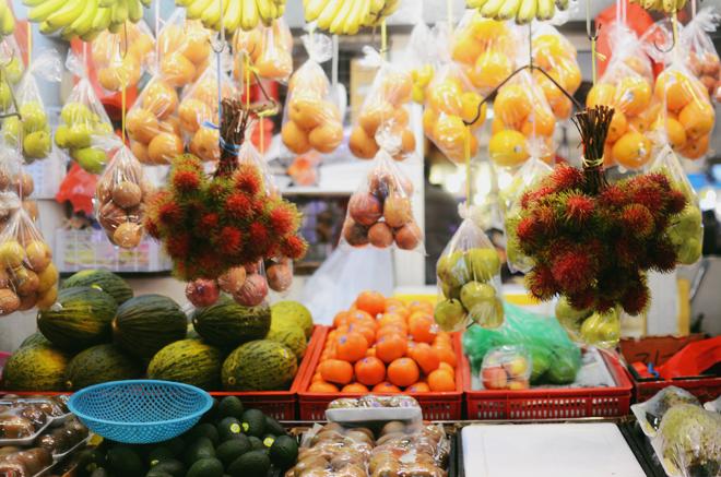 wet market: singapore 2014