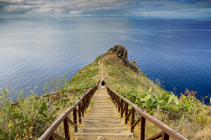 Way to nowhere - Ponta do Garaju, Madeira