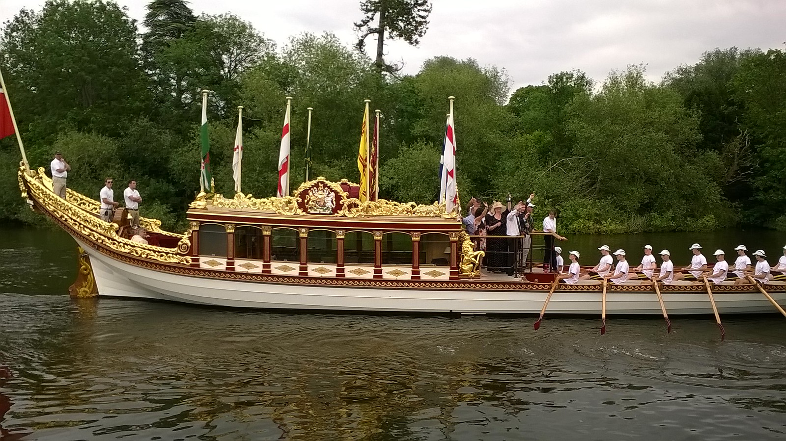 Gloriana! at Runnymede