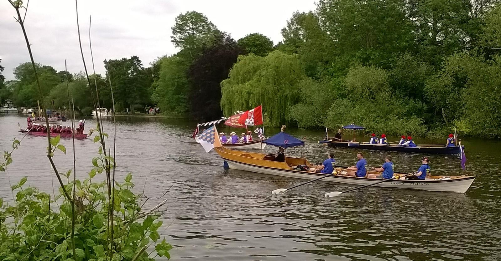 Regatta! 2 Thames, Runnymede