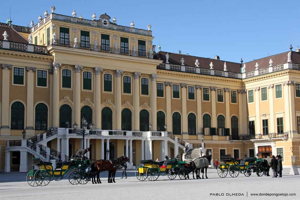 La ostentación de la dinastía de los Habsburgo