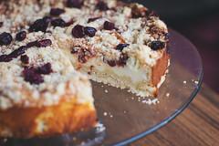 Chokeberry pie