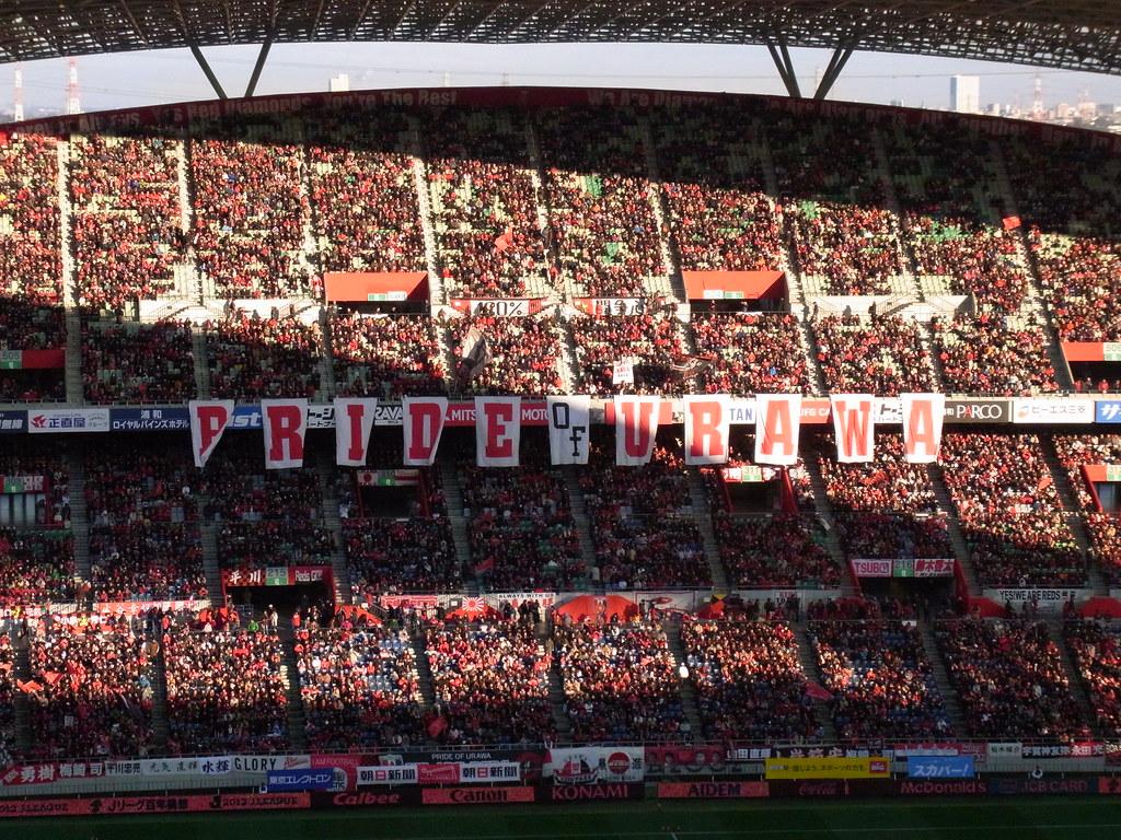 12.01 Urawa vs Nagoya