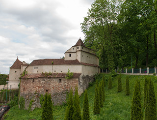 Braşov. Town wall