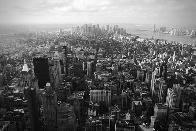NYC - Concrete desert