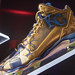 Under Armour unveils special Royals cleats at the Winter Meetings.