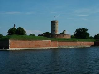 Bastion vor Danzig