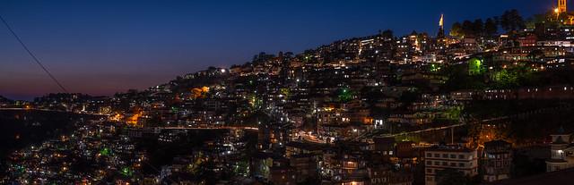 Night Shimla
