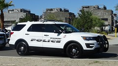 Beaumont CA Police - Ford Police Interceptor Utility (20)