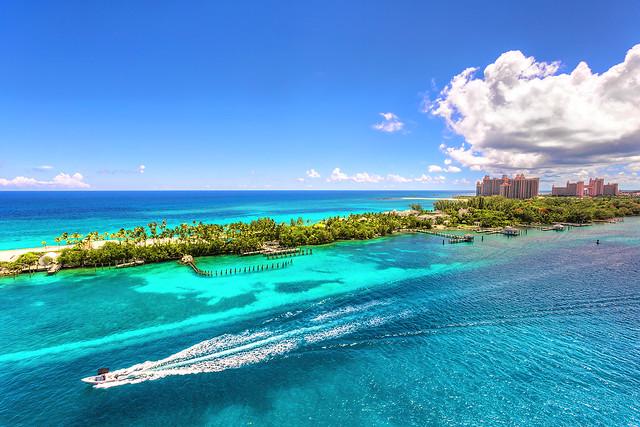 Atlantis Resort at Paradise island, Nassau   The Bahamas