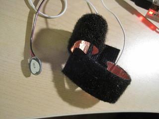 Bluetooth Polygraph Sensors