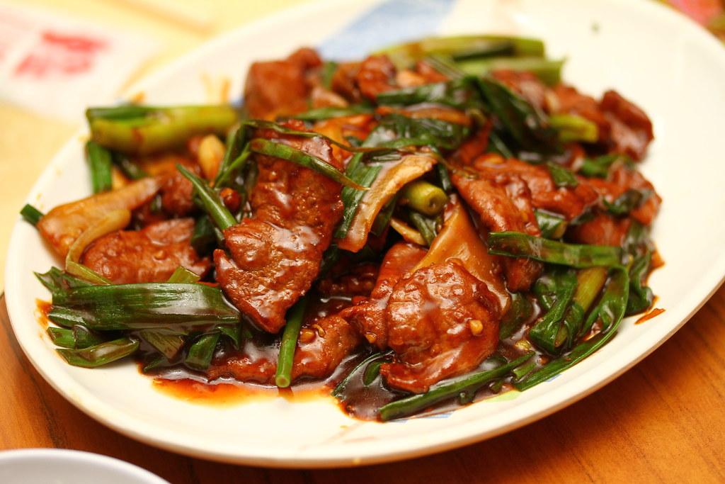 景生海鲜餐厅:春葱文思