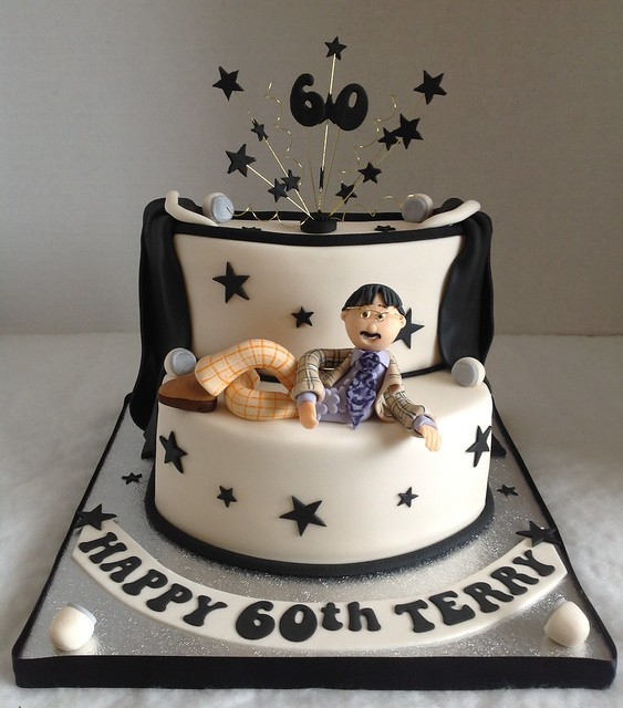 Cake Designs 60th Birthday Man : 60th Birthday Cake Flickr - Photo Sharing!